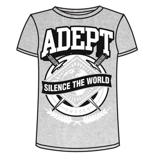 Adept - Silence The World