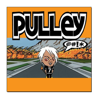Pulley - @#!* (Self-Titled) [LP]