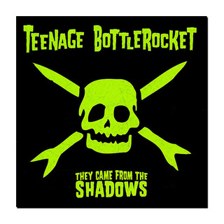 Teenage Bottlerocket - They Came From The Shadows [LP]