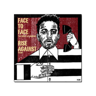 Face To Face & Rise Against Split [Compacto 7