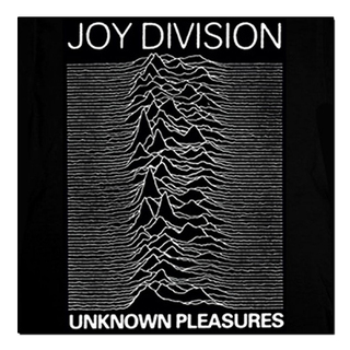 Joy Division - Unknown Pleasures  [LP Vinil 12'' Polegadas]