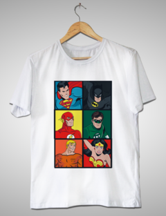 Camiseta - Actions e Comics