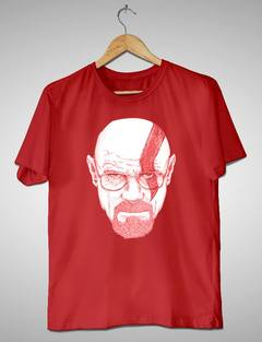 Camiseta - Breaking Kratos