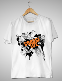 Camiseta - Choose Life