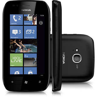 Nokia Lumia 710 8GB - GSM, Tela Touch 3.7
