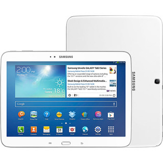 Tablet Samsung Galaxy Tab 3 P5200 16GB Wi-fi + 3G Tela TFT HP 10.1