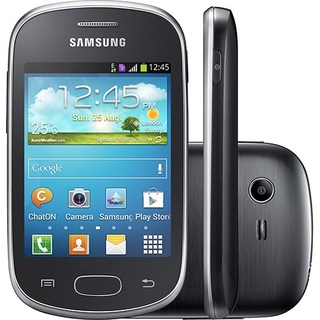 Samsung Galaxy Star Duos Android 4.1 Wi-fi,3g Câm 2mp
