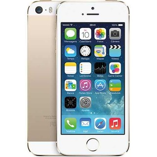 Apple Iphone 5s Dourado 16gb 4g