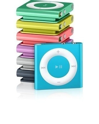 Apple Ipod Shuffle 2gb Itunes Voicer Over