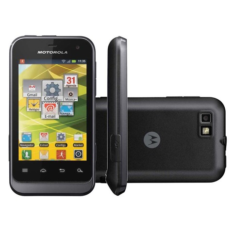 Motorola Mini Defy Xt320 Dual Chip Android Cam 3mp Wifi Gps