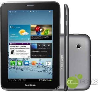 Tablet Samsung Galaxy Tab 2 P3100 3g 16gb Android 4 Wifi Nfe