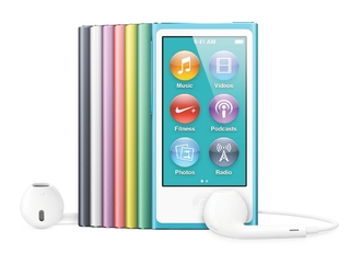 Apple Ipod Nano 16Gb EarPod Lightning USB Touch - Bluetooth