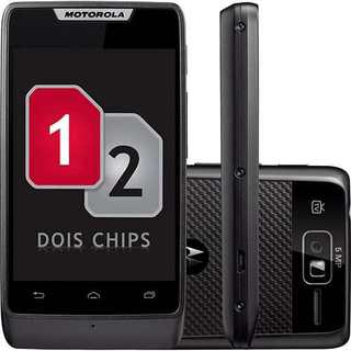 Motorola Razr D1 Xt918 Dual Chip Tv Digital Android Nacional