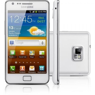 Samsung I9100 Galaxy S2 Branco Nacional 8mp Android 16gb Gps
