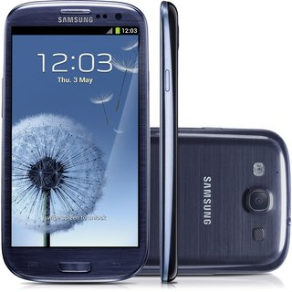 Samsung Galaxy S3 16gb Cam 8mp Gps Quad-core