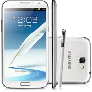 Samsung Galaxy Note 2 N7100 Branco 16gb Câm 8mp 3g Wifi Hd