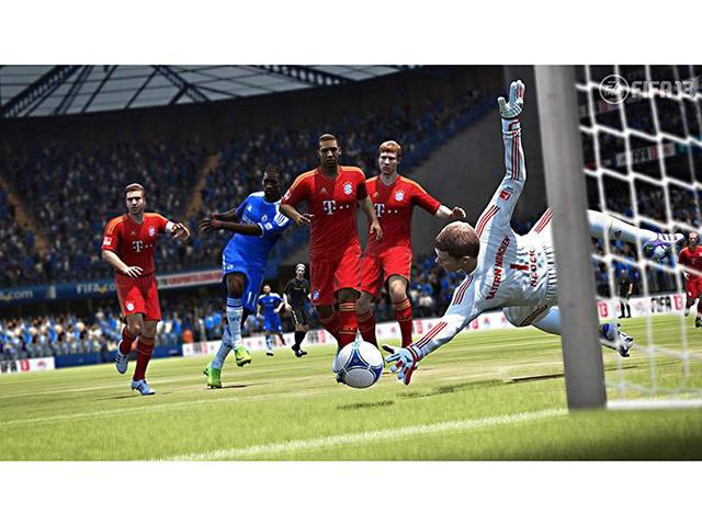 FIFA 13. Жанр: Спорт Язык: Русский Платформа: PC Активация: Origin Дата вы