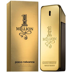 Perfume 1 Million EDT Masculino 100ml	 Paco Rabanne