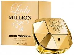 PACO RABANNE Lady Million Feminino Eau de Parfum 80 ML
