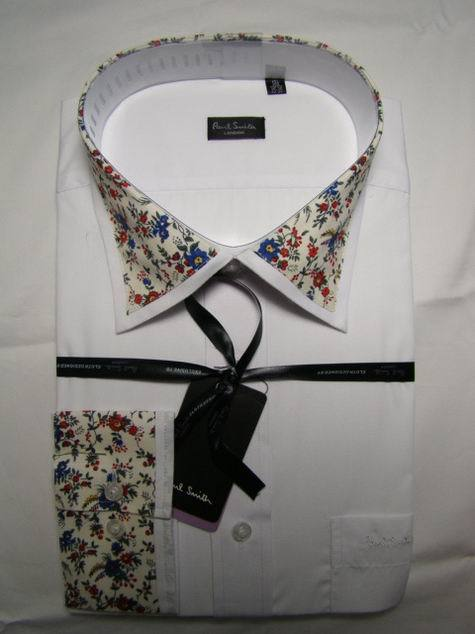 CAMISA SOCIAL MASCULINA  PAUL SMITH