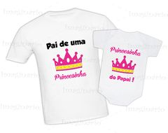 Kit Princesinha do Papai