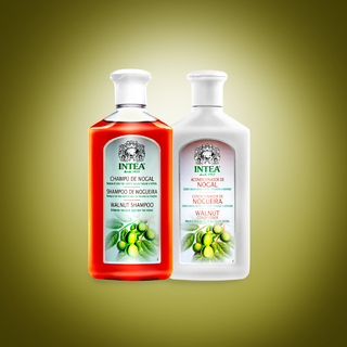 KIT NOGUEIRA. Shampoo 250 ml + Condicionador 250 ml