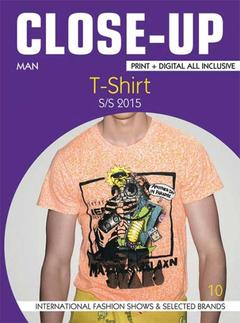Close-Up Men T-Shirt nº 10 - Spring/Summer 2015