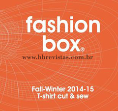 Fashion Box T-Shirt Cut & Sew - A/W 2014/2015 incl. CD-Rom