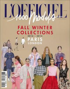 L'Officiel 1.000 Models - nº 145 - Paris/Londres - Out/Inv 2014-15