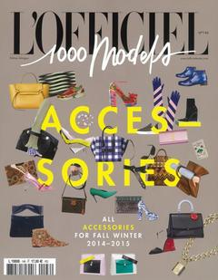 L'Officiel 1.000 Models Accessories - nº 146 - Out/Inv 2014/2015