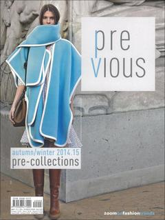 Previous Pre-Collections - nº 8 - Out/Inv 2014-15