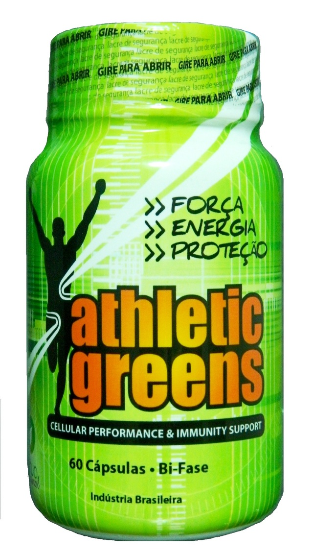 Athletic Greens 60 Caps 500 mg