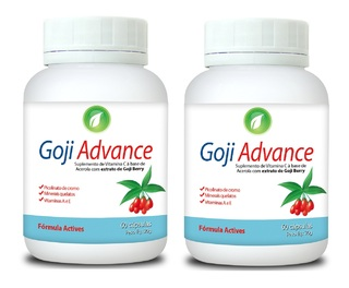 Goji Berry Advance 2 Potes