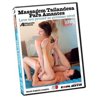 DVD - Massagem Tailandesa para Amantes - Loving Sex (Ref. 5907)