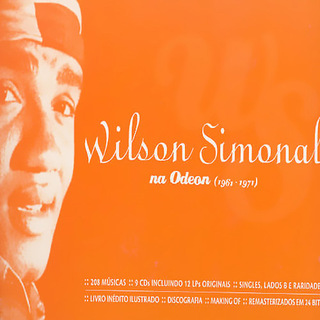 Box (09 CDs) Wilson Simonal na Odeon (1961-1971) (EMI)