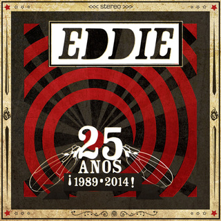 CD Eddie - 25 anos (Independente)
