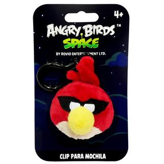 CHAVEIRO ANGRY BIRDS SPACE RED 13CM