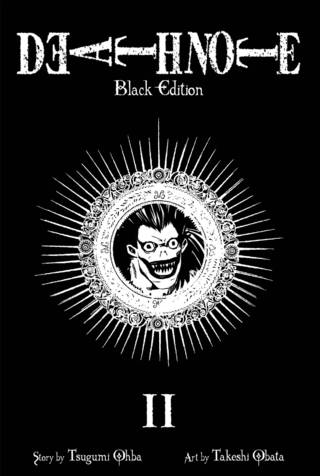DEATH NOTE BLACK EDITION VOL. 02