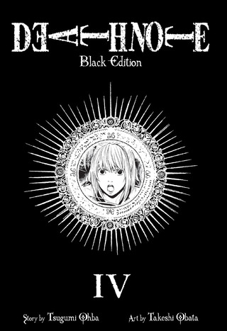 DEATH NOTE BLACK EDITION VOL. 04
