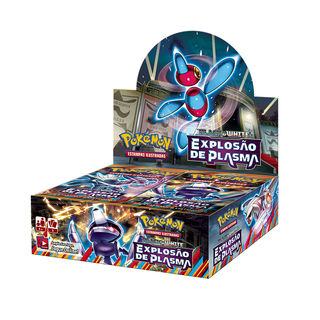 POKÉMON BOX DISPLAY BW10 EXPLOSÃO DE PLASMA