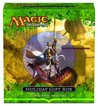 HOLLIDAY GIFT BOX THEROS - MAGIC THE GATHERING