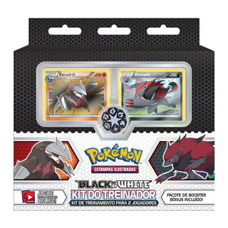 POKÉMON KIT DO TREINADOR BLACK & WHITE