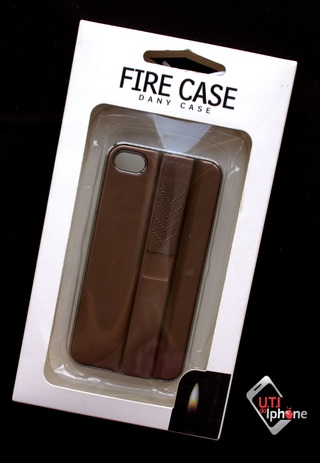CAPA PARA IPHONE 4/4S - FIRE CASE
