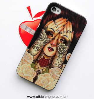 Capa para IPhone 4/4s Hide