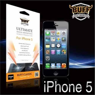 Pelicula Iphone 5 Buff,anti-risco Super Resistente