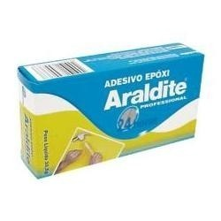 6 Araldite Profissional 23gr 90min (total 24 Hs) Nota Fiscal