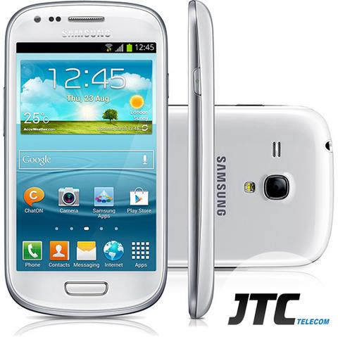"III Mini Desbloqueado- Android, Tela 4"", Câmera 5.0MP, 3G, Wi-Fi"