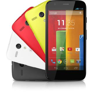 Smartphone Moto G Colors Edition Dual Chip 3G Câmera 5MP 16GB Android 4.3