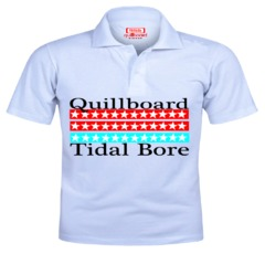 Camiseta Polo Quillboard