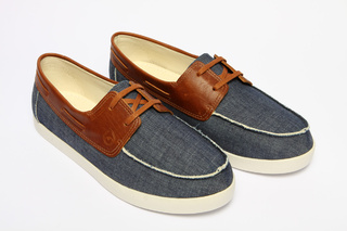Docksider Perky Chambray
